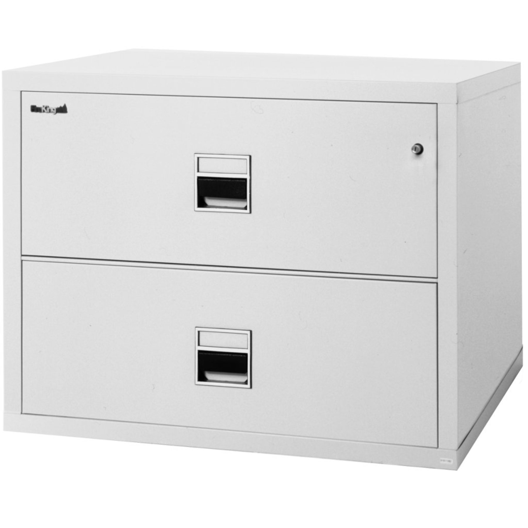 Lovely FireKing Lateral MLT2 Fire Resistant File Cabinet