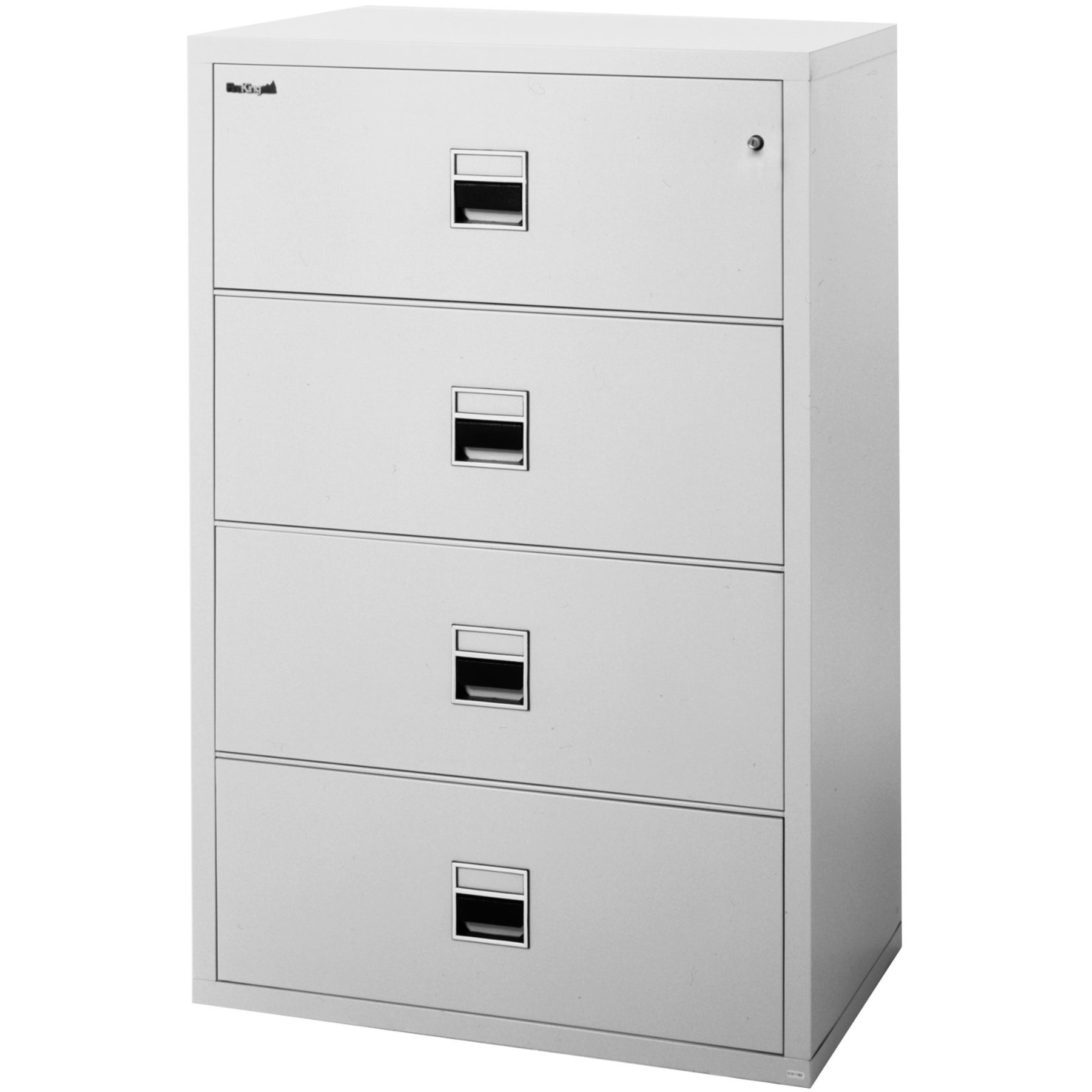 FireKing Lateral MLT4 Fire Resistant File Cabinet