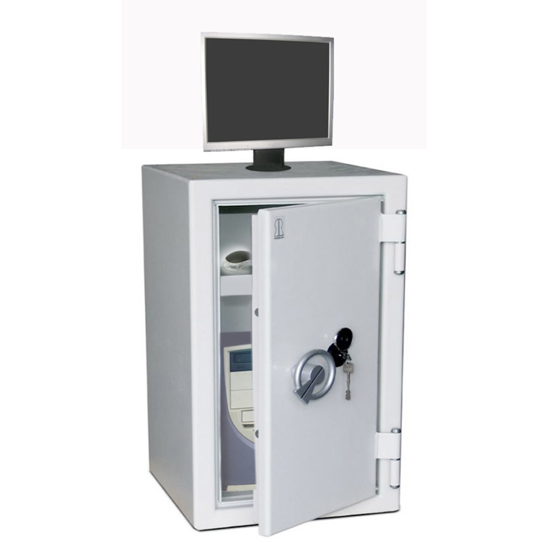 Robur RSKS 1200 Secure Server Cabinet | All Safes Ireland