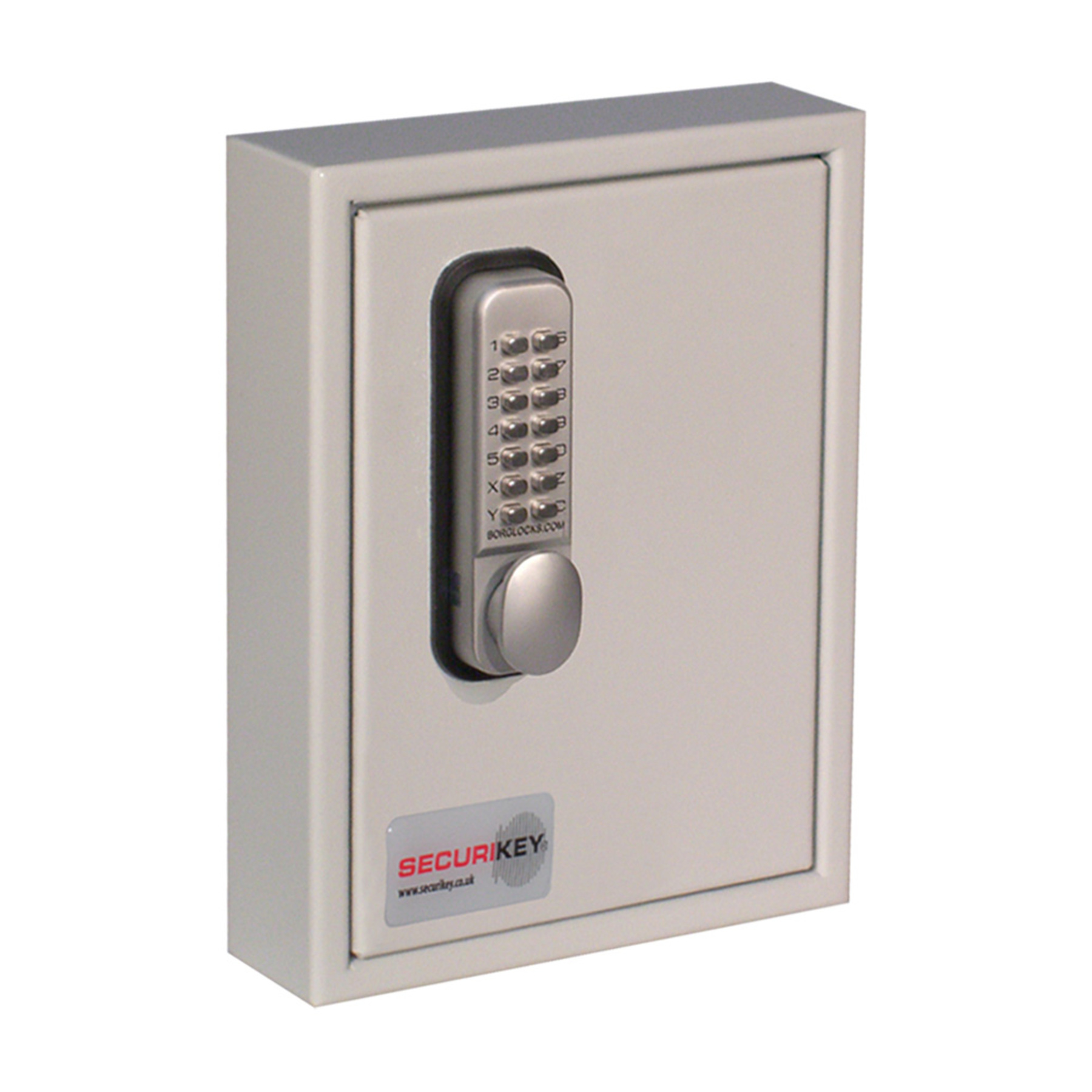 how to change small safe combination