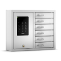 Creone KeyBox Basic 9006B High Security Key Cabinet - 4188