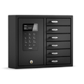Creone KeyBox System 9006S Stainless High Security Key Cabinet - 4130