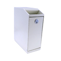 Robur 2001M Counter Deposit Box with Key Lock - 2870