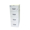 Chubbsafes SurvivaFile 4 Drawer Filing Cabinet - 4122